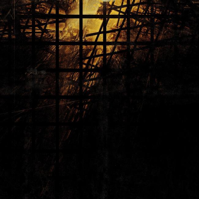 Artiste : JAMES Charley  /  Titre : Immeubles neufs en démolition 1