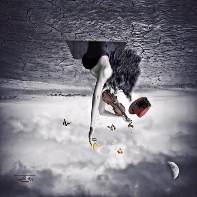 Artiste : DONNADIEU Rémy  /  Titre : Les musiciens du rêve