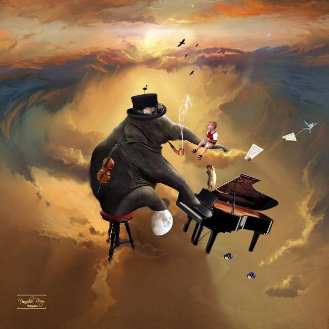 Artiste : DONNADIEU Rémy  /  Titre : Rêves de Jazz