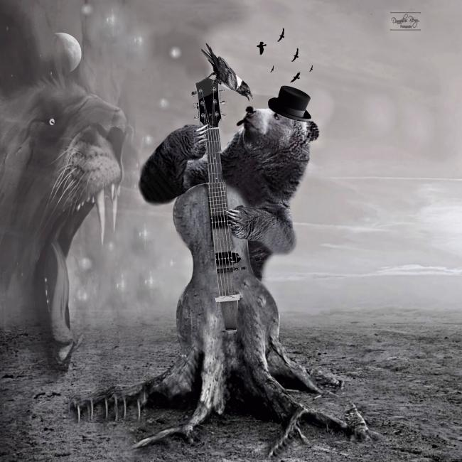 Artiste : DONNADIEU Rémy  /  Titre : Rêves à musique