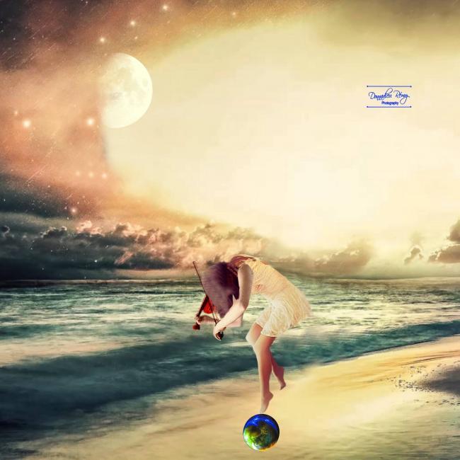 Artiste : DONNADIEU Rémy  /  Titre : Ocean drem 2