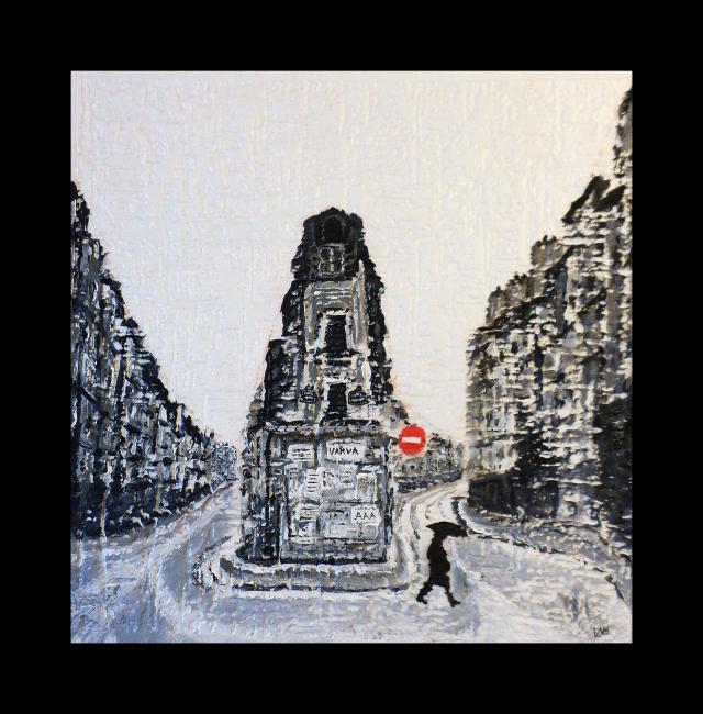 Artiste : LAM  /  Titre : Le chant des styrènes No10