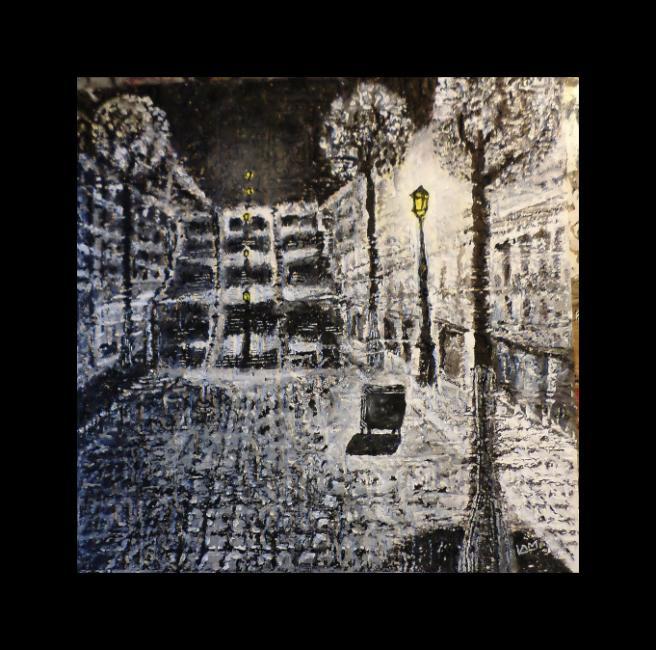 Artiste : LAM  /  Titre : Le chant des styrènes No11