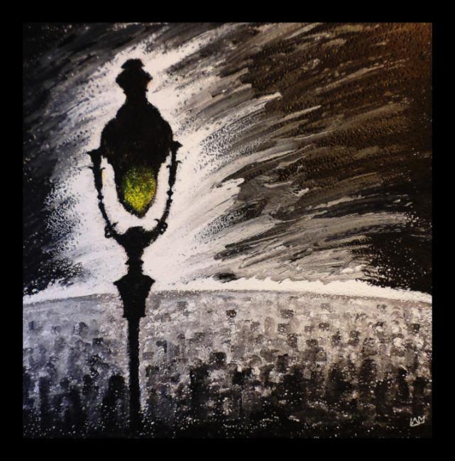 Artiste : LAM  /  Titre : Le chant des styrènes No6