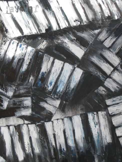 Artiste : LLORET Jocelyne  /  Titre : Arpège