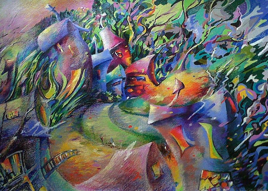 Artiste : PICOULEAU  /  Titre : Curaçao
