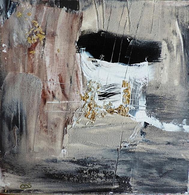Artiste : STRICKER PUAUD Mireille  /  Titre : L'Oeil du silence