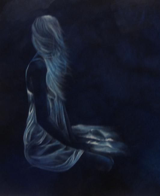 Artiste : VANDERHAEGEN Serge  /  Titre : solitude 2