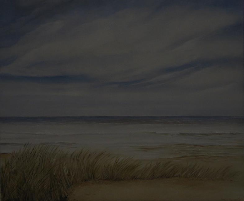 Artiste : VANDERHAEGEN Serge  /  Titre : MER DU NORD