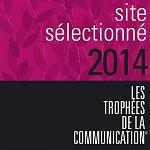 sélectionné pour concourir aux 13ème Trophées de la Communication