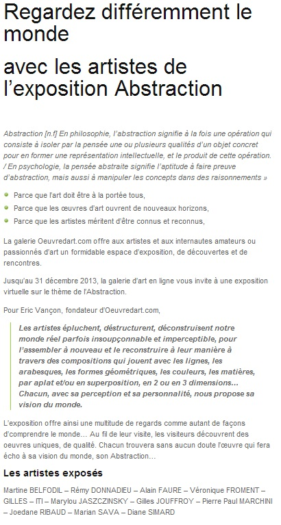 faure rencontre pdf
